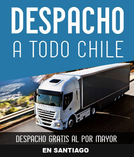 Despacho a todo chile